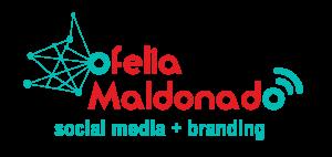 logo ofelia maldonado